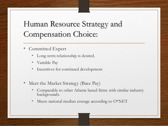 compensation and benefits strategies recommendations 2 essay Chapter 2 analyzes several proposals to restrict ceo the likelihood of public outrage over private benefits essays in executive compensation.