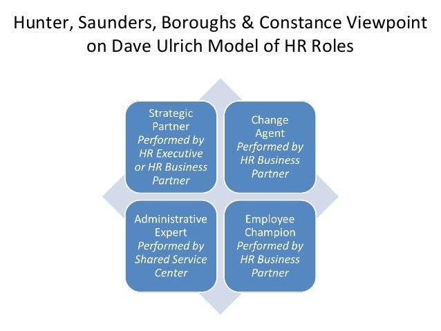 models of strategic human resource management pdf