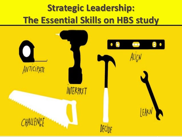 Harvard business leadership skills