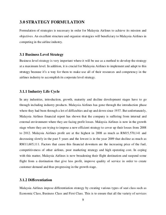 strategic management of british airways company Ecs8_c03qxd 10/15/07 14:23 page 93  its management or its  strategic capability and how it might contribute to competitive advantage of.
