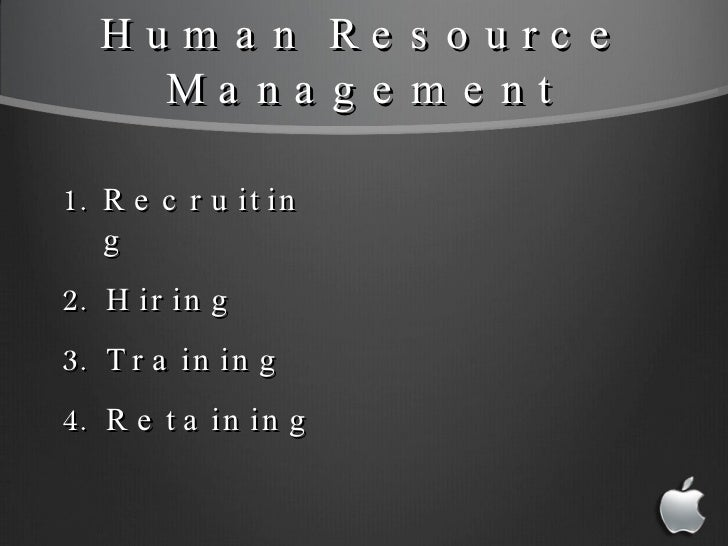managing human resources case studies Hr performance case studies culture employee engagement  he studied all  four and found that both management development and strategic planning did.