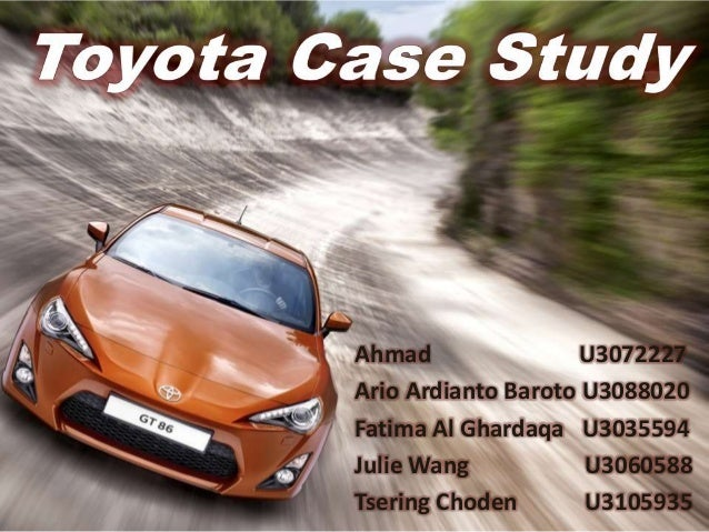 toyota competitve strategy essay Toyota's corporate strategy is reaching people on a global scale through innovation and respect for the planet, according to toyota global the company also has a.