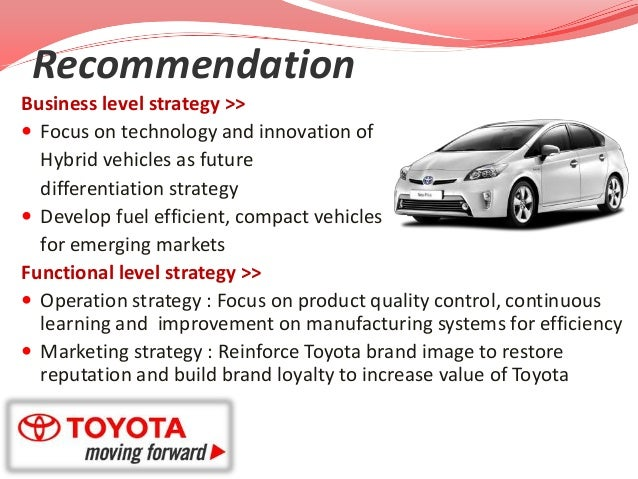 toyota marketing essay United states, economy, business strategy - toyota marketing strategies.