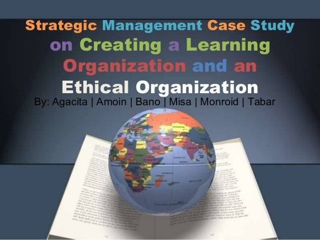 Strategic management and business policy homework solutions