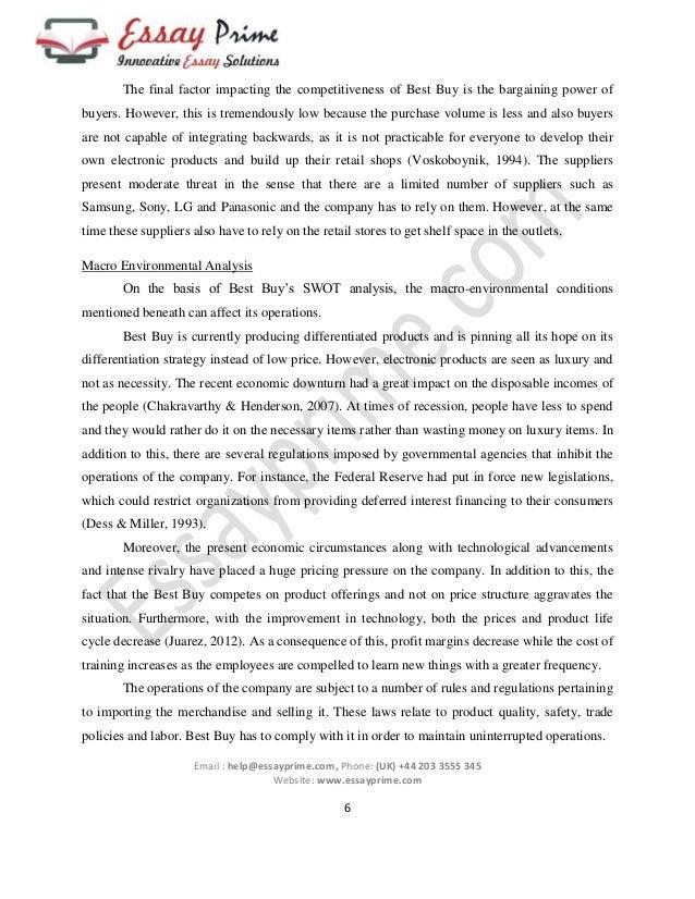 Strategic Management Essay Professional University Essay Writing