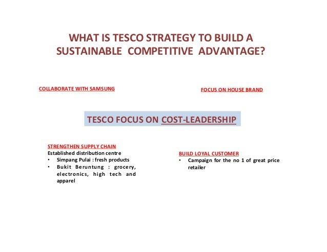 tesco strategic direction Tesco prides itself on putting the customer at the heart of everything we do: we play a key role in this, making sure the business lives up to our brand promise of 'every little helps' to do that, we create compelling and unique customer propositions based on rich insight, and we communicate those propositions to customers.
