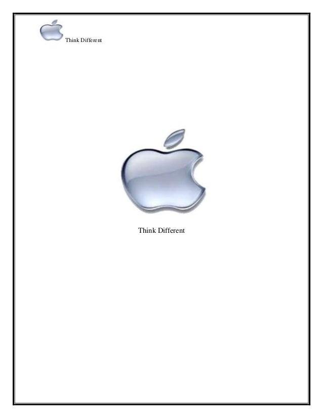 apple management essay