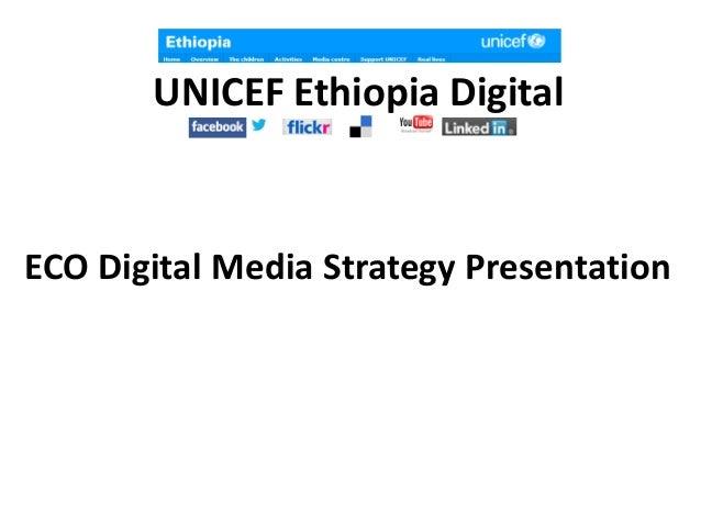 Strategic meeting presentation  amhara office