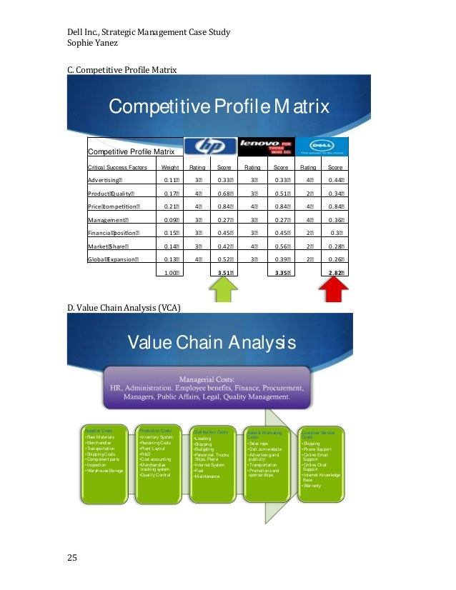 volkswagen strategic shift analysis mini case study