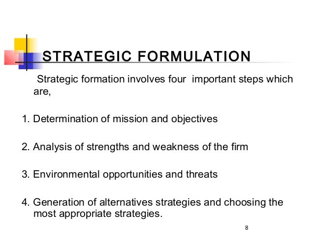 the most difficult stage in strategic management process Why is strategy implementation often considered the most difficult stage in the strategic management process strategic management process introduction in a competitive business environment.