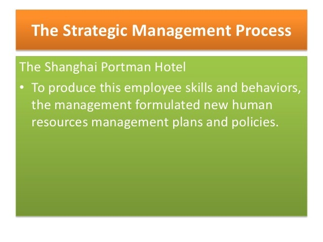critical evaluation of strategic human resource management business essay The impact of strategic human resource management on employee outcomes in private and public limited companies in malaysia abstract this study investigates the interaction effects of two.