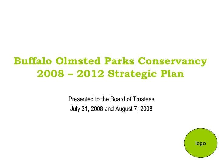 Strategic Plan Webinar Presentation
