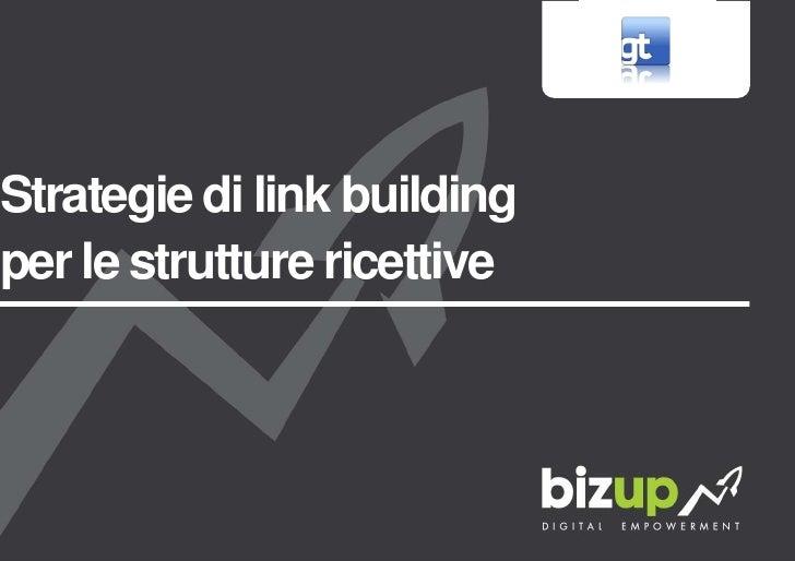 Strategie di link building per le strutture ricettive