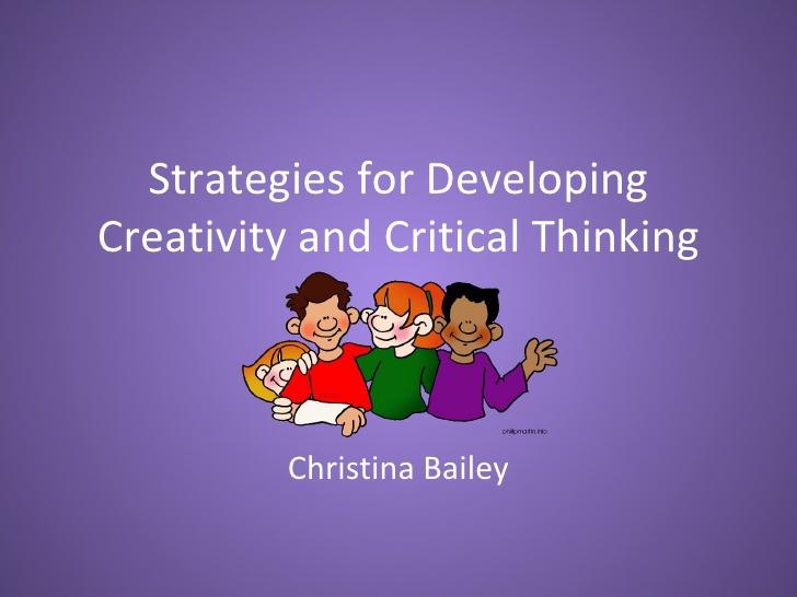Www criticalreading com -- Strategies for Critical Reading
