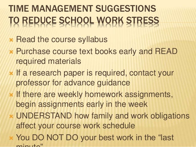 research paper on time management Apa research paper on time management running head: time management time management place name here university of phoenix one problem in my day to day life is time.