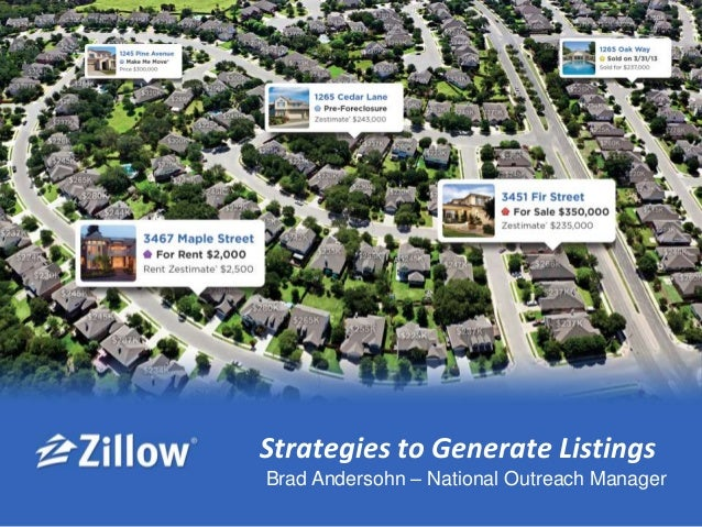 Strategies To Generate More Listings