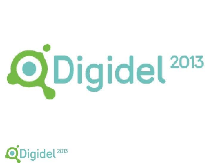 Strategimöte Digidel Östergötland 5 okt 2011