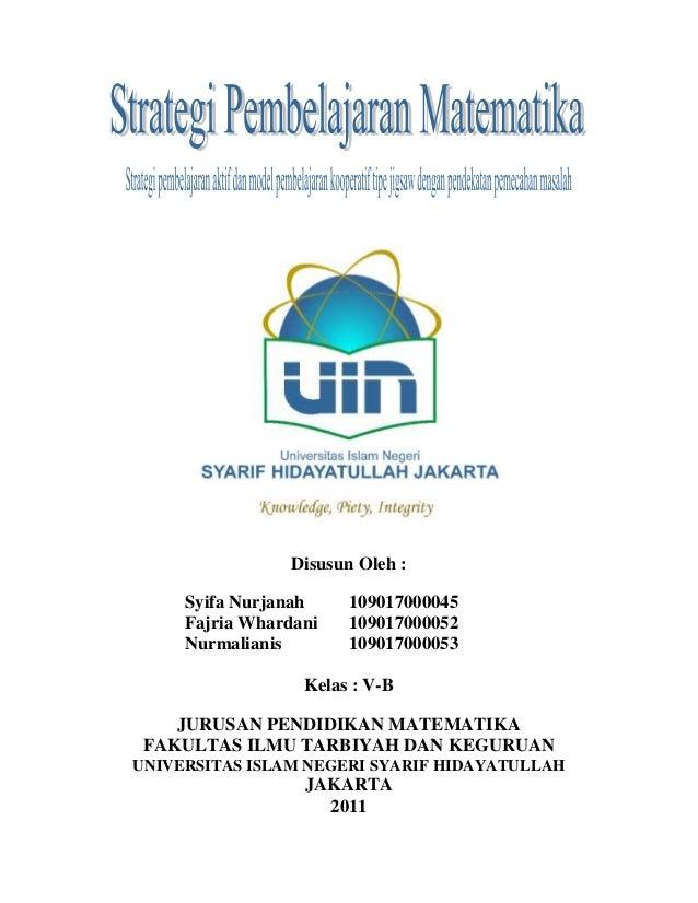 Disusun Oleh :     Syifa Nurjanah    109017000045     Fajria Whardani   109017000052     Nurmalianis       109017000053   ...