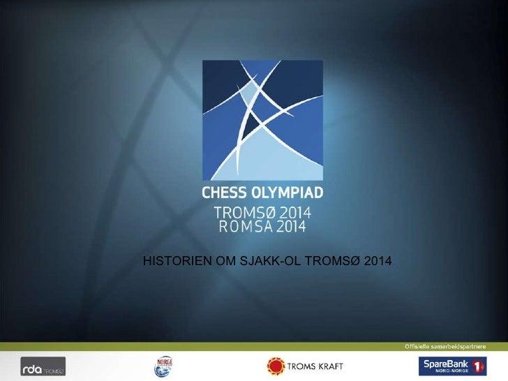 Chess Olympiad Tromsø 2014
