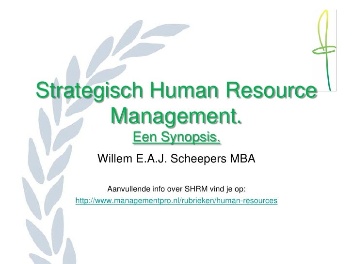 research papers on human resource management