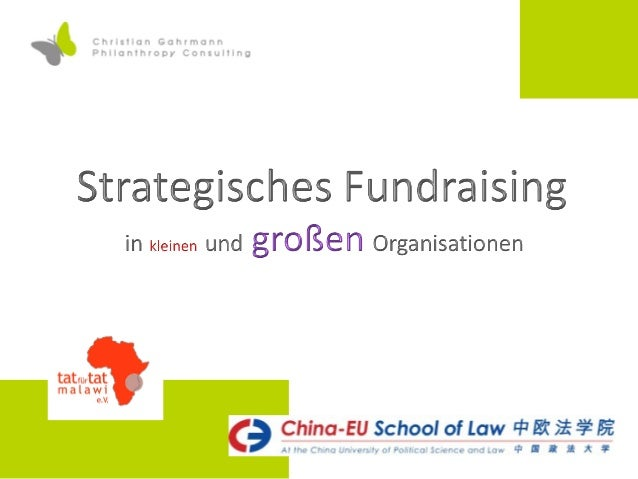 Strategisches Fundraising 2 Kunde MarktMarke