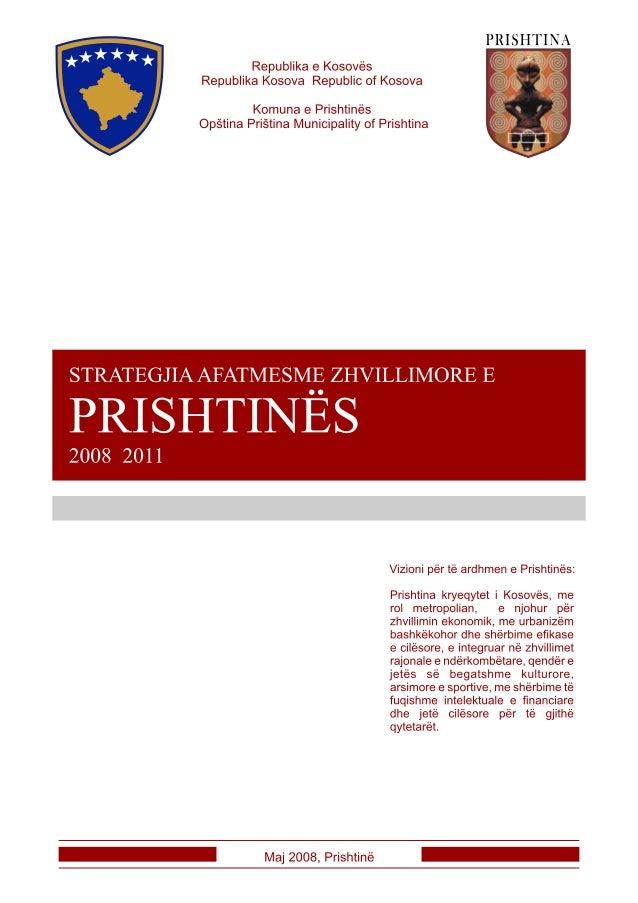 Përmbajtja Fjala hyrëse e Kryetarit të Komunës 1. Përmbledhje ekzekutive 2. Korniza institucionale dhe qeverisja demokrati...