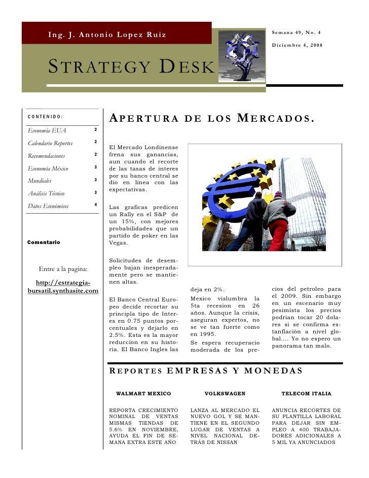 Strategy Desk Dic 4