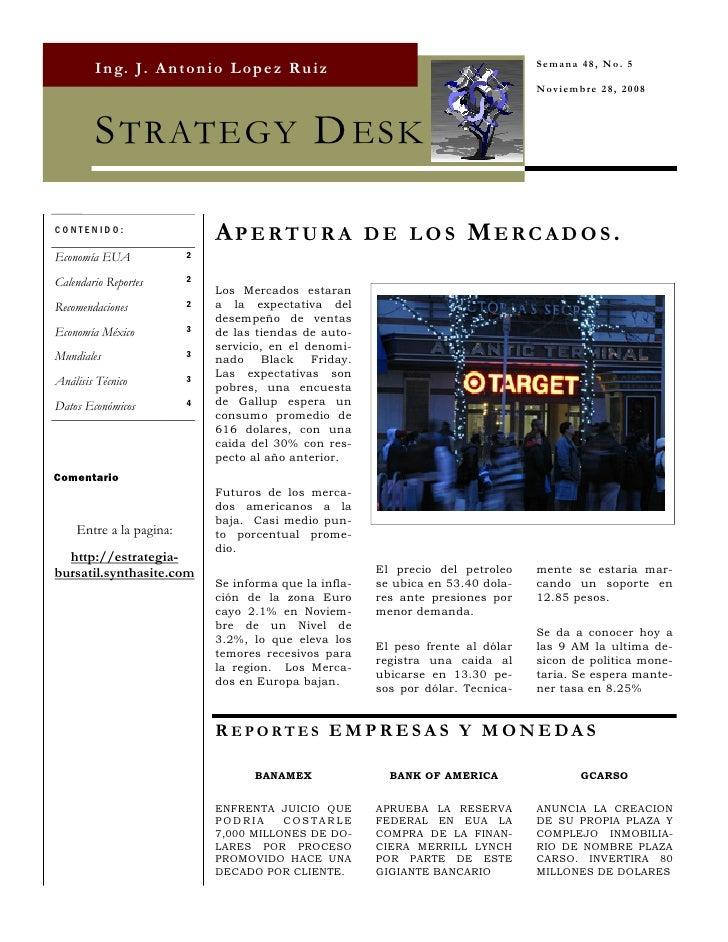 Strategy Desk Nov 28
