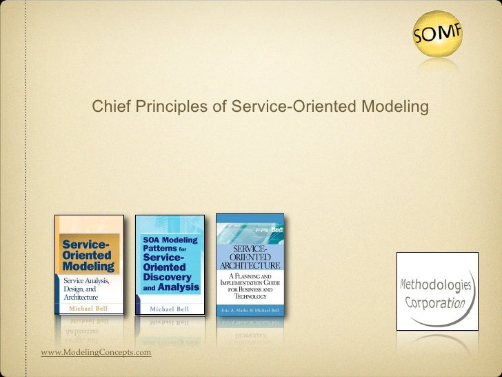 Chief Principles of Service-Oriented Modeling     www.ModelingConcepts.com