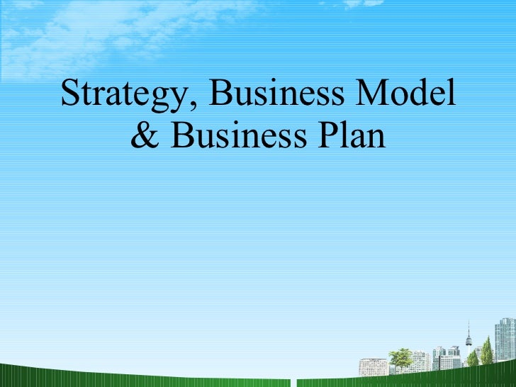 Strategy and business model