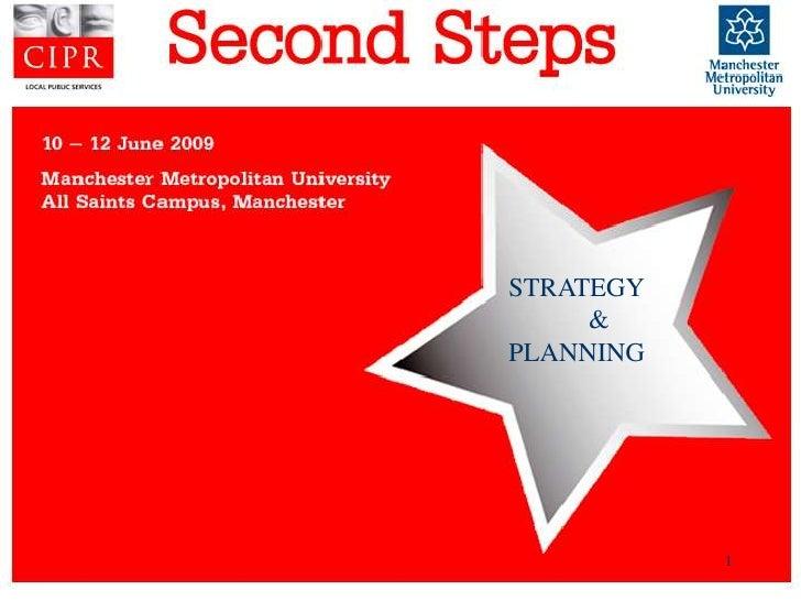 StrategyandPlanninginPR