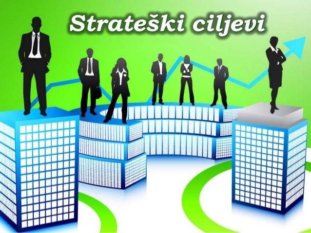Strateški ciljevi