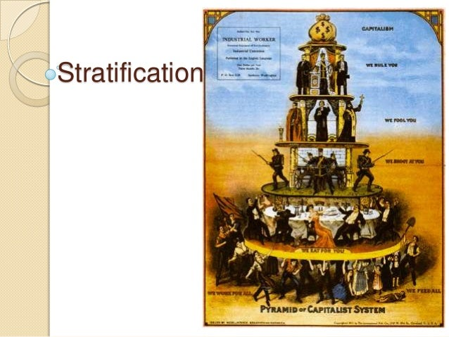 Stratification Chapter 7