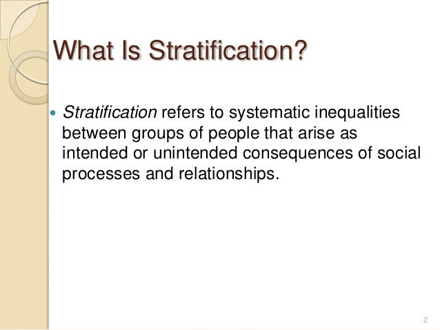the consequences of social stratification based on gender and race Social stratification: class, race, and gender in sociological perspective  consequences of stratification,  race, wealth and social policy in america.