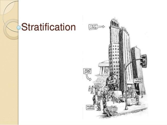 Stratification Chapter 7 Rev 10-13