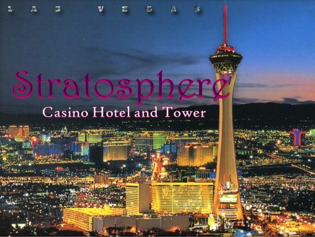 Stratosphere hotel presentation