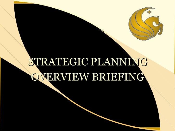 Strat planning briefing slides  (june 2011)