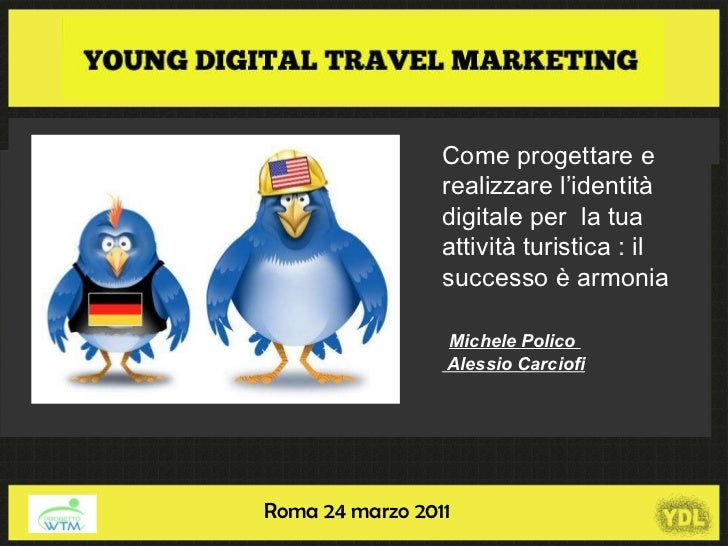 Come fare una strategia di social media marketing turistico