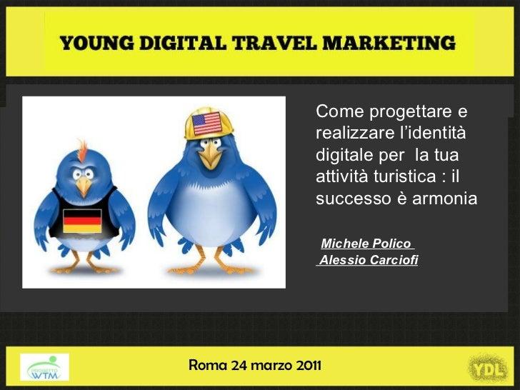 Come fare una strategia di social media marketing turistico