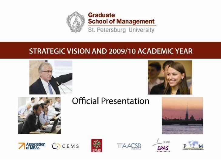 GSOM Strategy