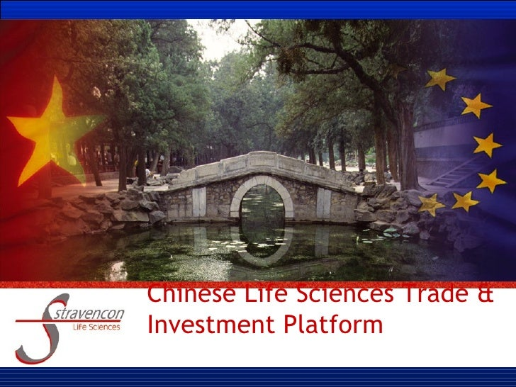 Chinese Life Sciences Trade & Investment Platform