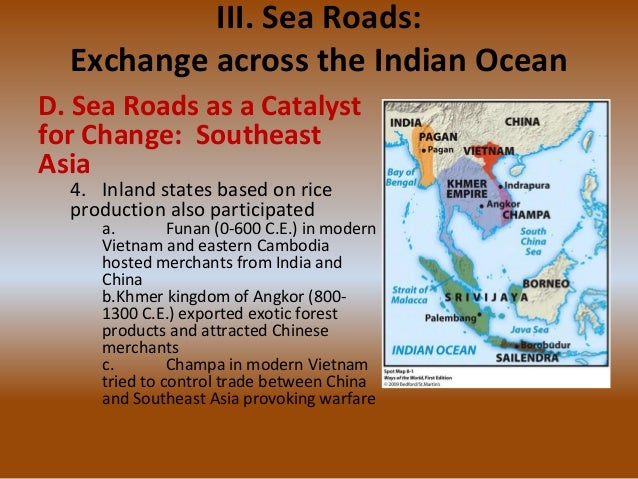 ap world history change over time essay indian ocean trade
