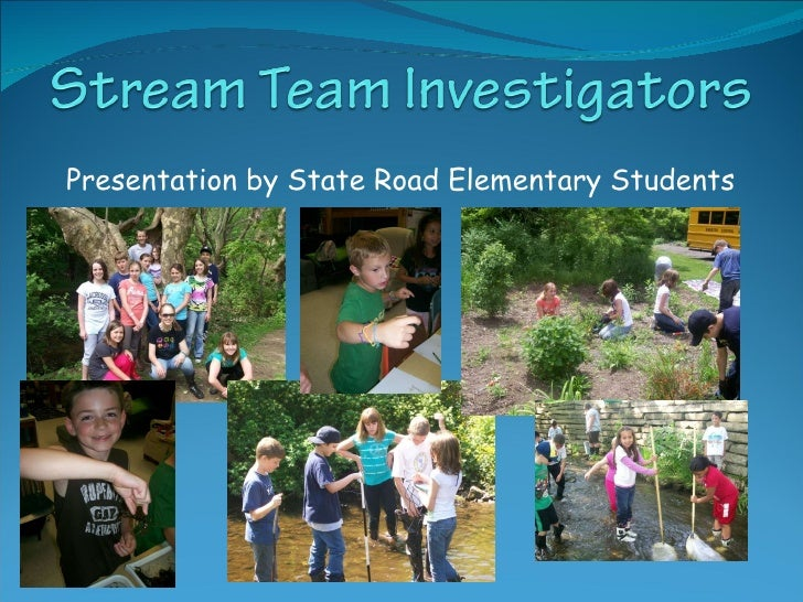 Stream Team Investigators