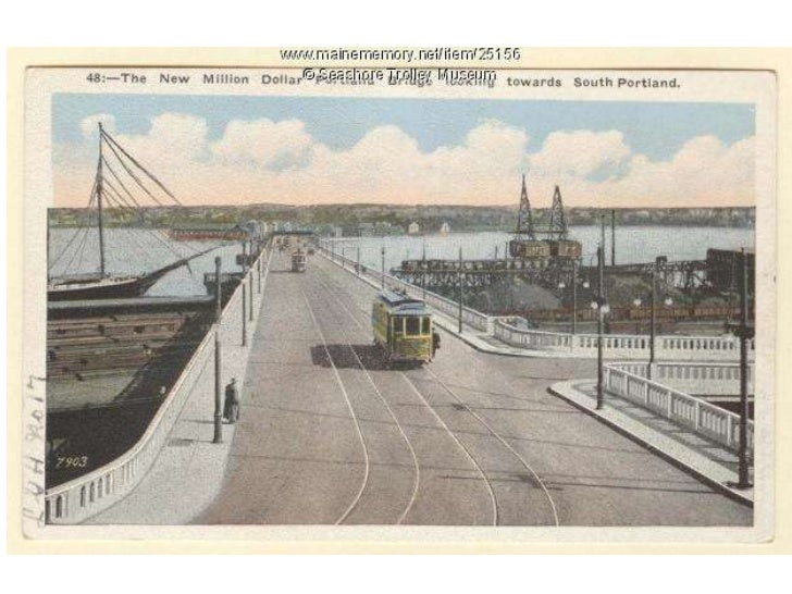 Million Dollar Bridge Streetcar