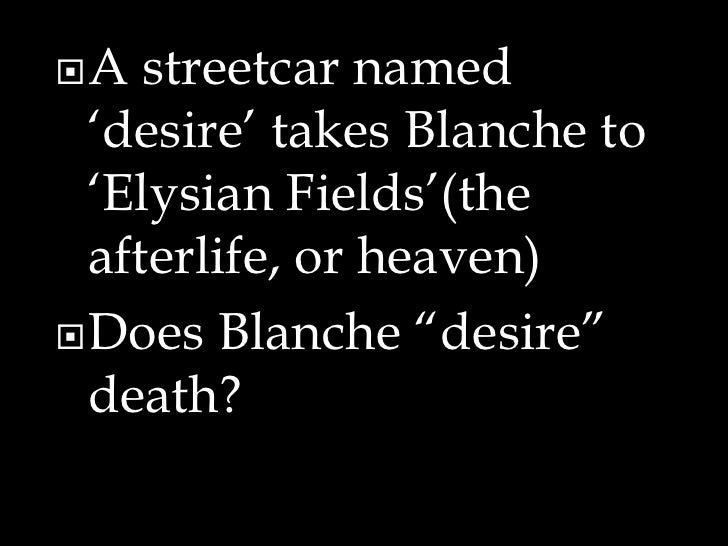 'write a critical appreciation on the opening stage directions of the play 'a streetcar named desire''?