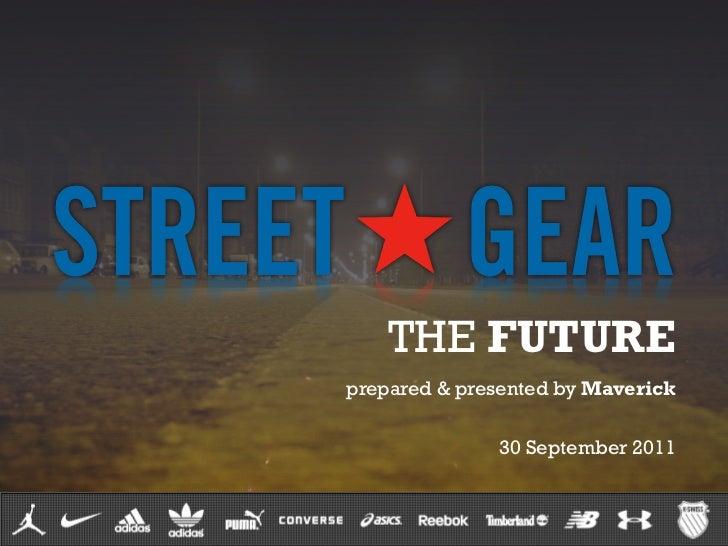 THE FUTUREprepared & presented by Maverick              30 September 2011