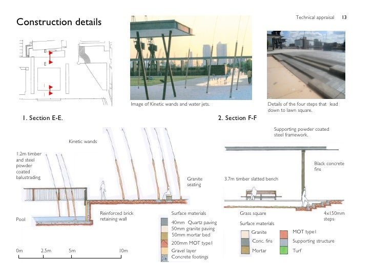 Gallery For Corten Steel Retaining Wall Detail