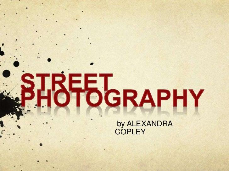 by ALEXANDRACOPLEY