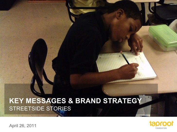 Final Messaging