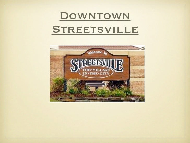 DowntownStreetsville